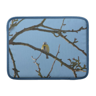 tomtit in the tree MacBook air sleeve
