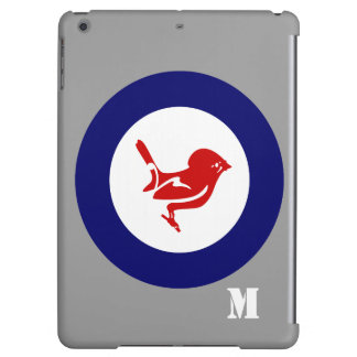 Tomtit roundel | New Zealand Bird Cover For iPad Air