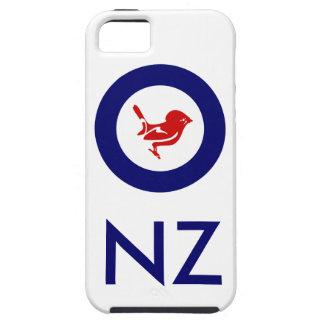 Tomtit roundel | New Zealand Bird iPhone SE/5/5s Case