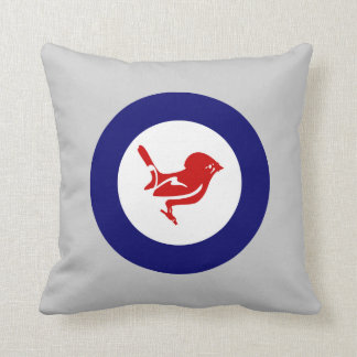 TOMTIT roundel Pillow