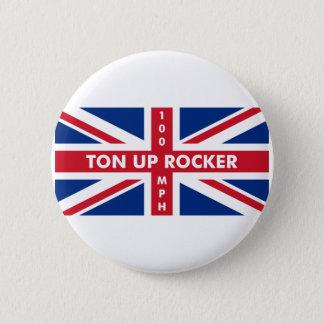 Ton Up Rocker Button