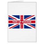 Ton Up Rocker Cards