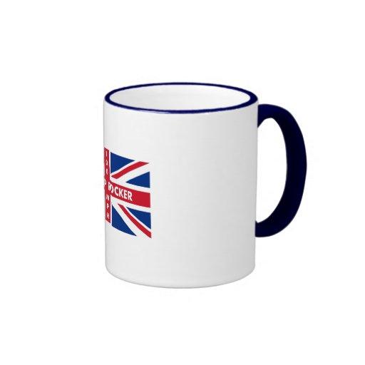 Ton Up Rocker Coffee Mug