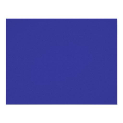 Tonal Blue Bar Mitzvah Reply Custom Announcements