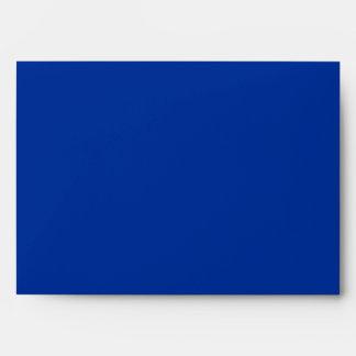 Tonal Cobalt to Cyan Envelope