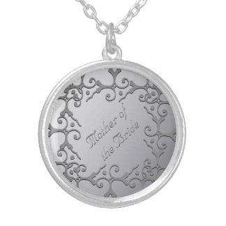 Tonal Elegance MOTHER OF THE BRIDE Necklace