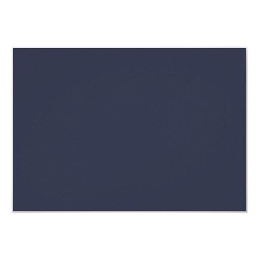 Tonal Grey Bar Mitzvah Reply 3.5x5 Paper Invitation Card