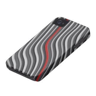 Tonal Stripes Blackberry Bold Case Mate Cover