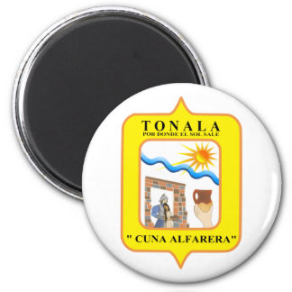 Tonala, Mexico Fridge Magnet