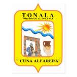 Tonala, México Tarjeta Postal