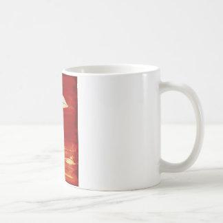 Tonalidad de la aguamarina de la pintura VISION-D8 Taza De Café