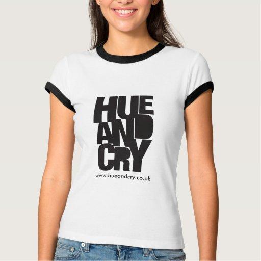 Tonalidad y grito - camiseta (campanero de las señ playeras