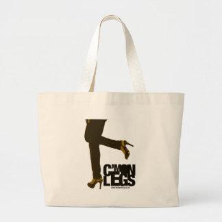 Tonalidad y grito - C'mon piernas - bolso Bolsa De Mano