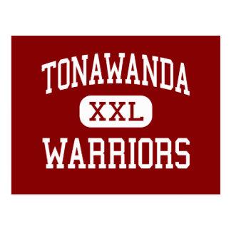 Tonawanda - guerreros - alto - Tonawanda Nueva Tarjeta Postal