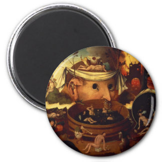 Tondal's Vision 2 Inch Round Magnet