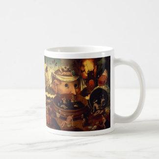 Tondal's Vision by Hieronymous Bosch Coffee Mug