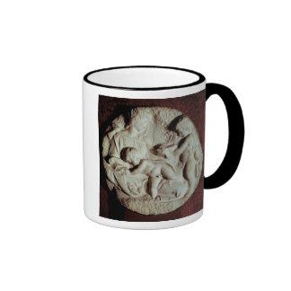 Tondo Taddei circular stone Ringer Coffee Mug