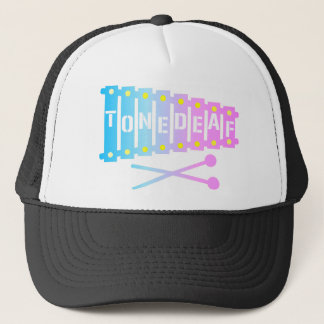 Tone Deaf Trucker Hat