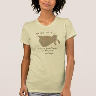 Tone it Down Taupe Shirt - Purkinje