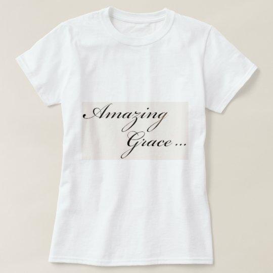 Toneamazinggrace T-Shirt