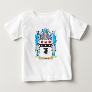 Toner Coat of Arms - Family Crest Tshirts