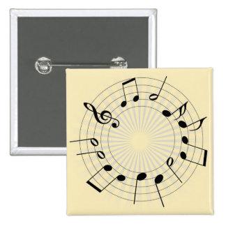 Tones Pin