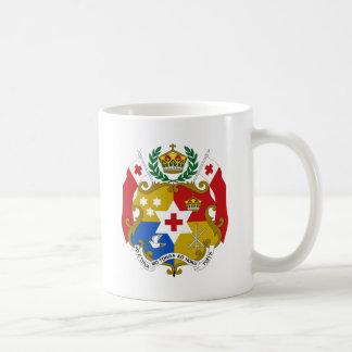 Tonga Coat of Arms Coffee Mug