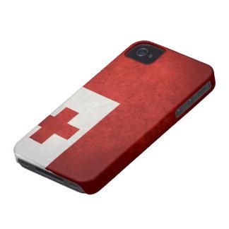 Tonga Flag Case-Mate iPhone 4 Case