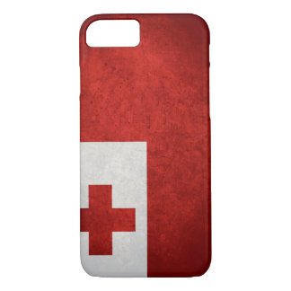 Tonga Flag iPhone 8/7 Case