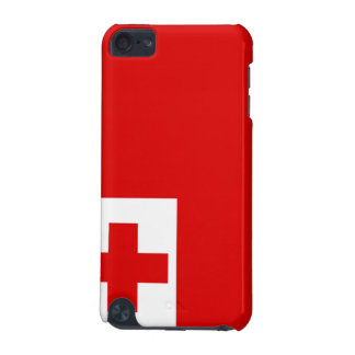 Tonga Flag iPod Touch (5th Generation) Case