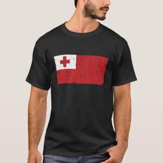 Tonga Flag World T-Shirt