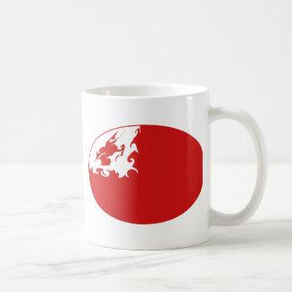 Tonga Gnarly Flag Mug