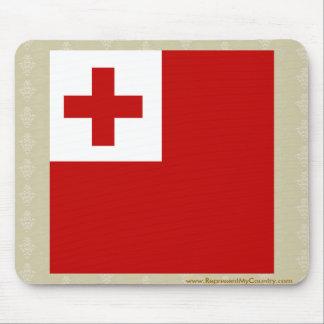 Tonga High quality Flag Mouse Pad
