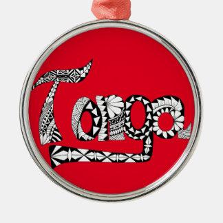 Tonga Metal Ornament