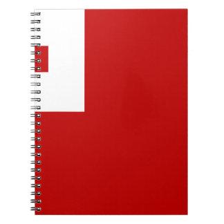 tonga notebook