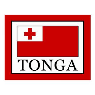 Tonga Postcard