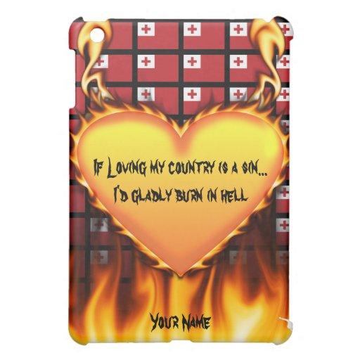 Tonga, si el amor de mi país es un pecado