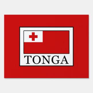 Tonga Sign