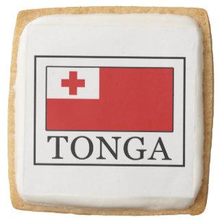 Tonga Square Shortbread Cookie