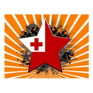 Tonga Star Postcard