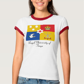 Tonga- T-Shirt of the Royal University of Tonga