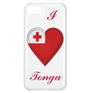 Tonga Tongan flag iPhone 5C Cover