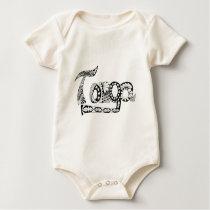 Tonga Traditional Designs Baby Bodysuit
