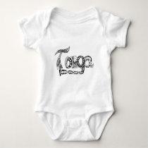 Tonga Traditional Designs Baby Bodysuit