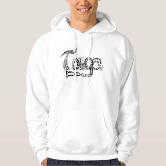 Tonga Traditional Designs Hooded Sweatshirt