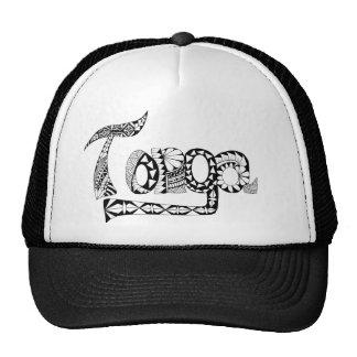 Tonga Traditional Designs Trucker Hat