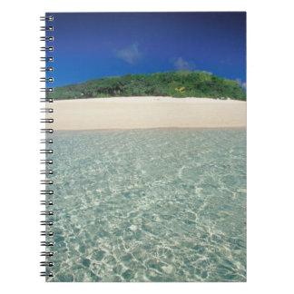 Tonga, Vava'u, Landscape 2 Notebook