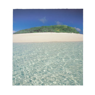 Tonga, Vava'u, Landscape 2 Notepad