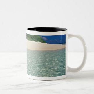 Tonga, Vava'u, Landscape 2 Two-Tone Coffee Mug