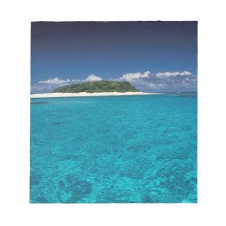 Tonga, Vava'u, Landscape Notepad